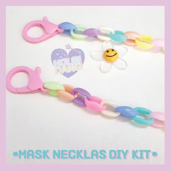 Mask Necklace DIY Kit