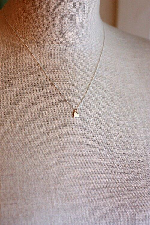 You'll Be In My Heart Necklace