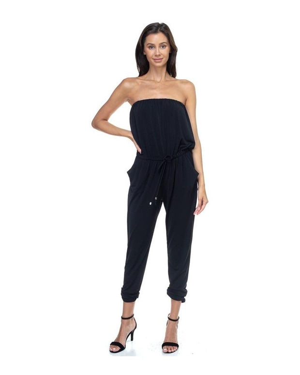 Ariella Tube Jumpsuit