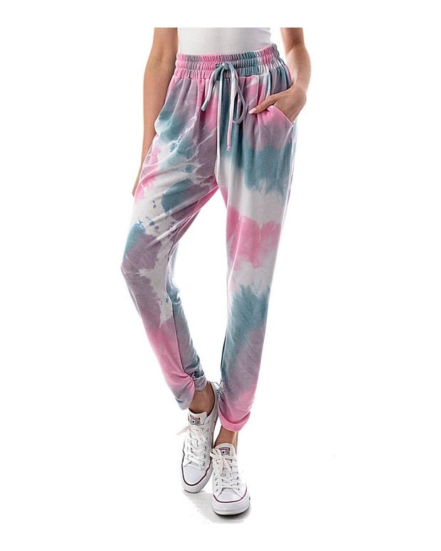 Ariella Ruched Bottom Joggers