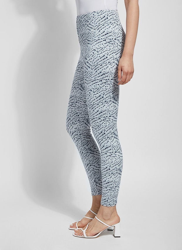 Lysse Patterned Taylor Seamed Legging
