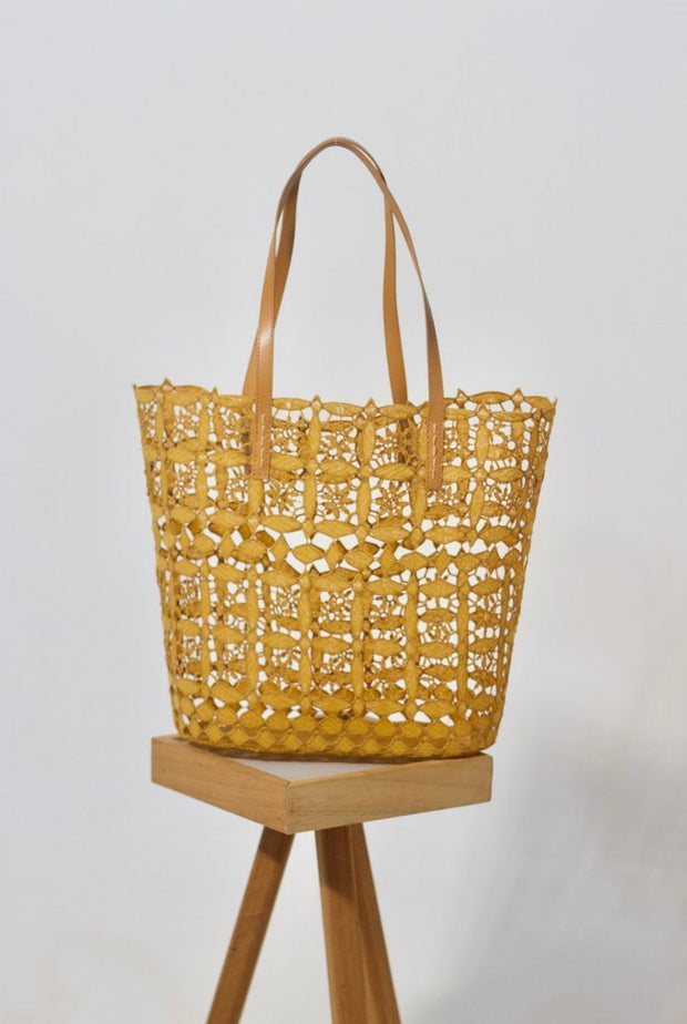 Holbox Honey Tote
