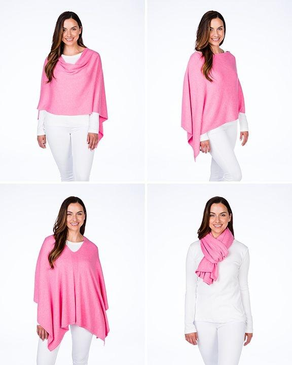 Trade Wind Cotton Cashmere Topper