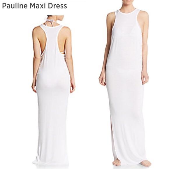 Onia Paulina Maxi Dress