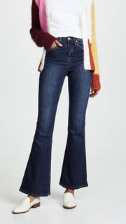 [BLANKNYC] Waverly High Rise Flare Jeans