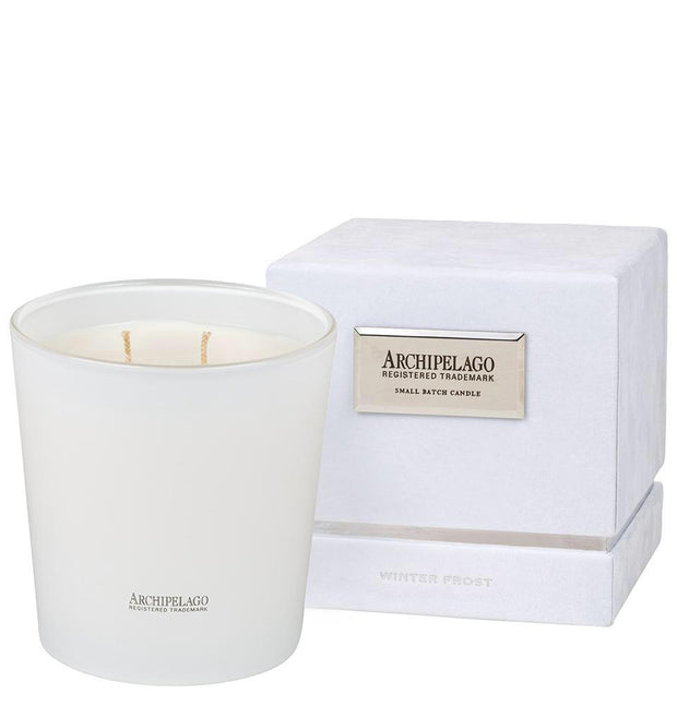 Archipelago - Winter Frost Half Kilo Boxed Candle