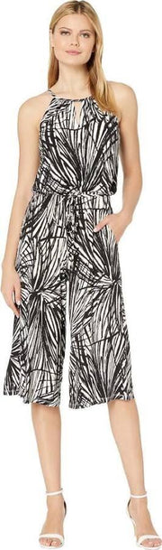 London Times Brushed Fireworks Jumpsuit