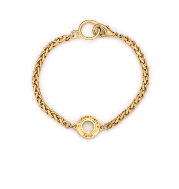 French Kande ANNECY CHEVAL BRACELET GOLD