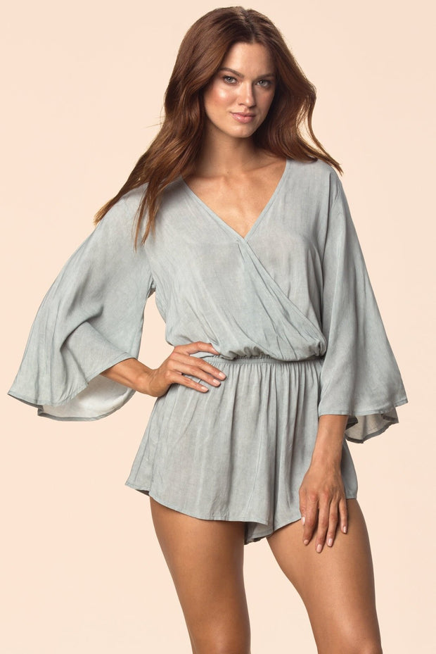 Elan Long Sleeve Romper