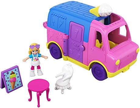 Polly Pocket Camion