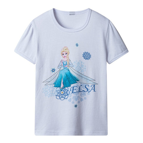 T-shirt Barbie Elsa
