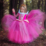 Robe Barbie Cendrillon Rose