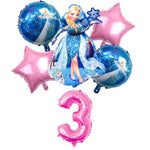 Ballon Frozen 3 ans