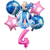 Ballon Frozen 4 ans