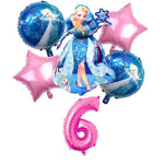 Ballon Frozen 6 ans