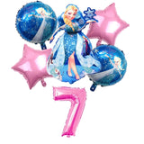 Ballon Frozen 7 ans