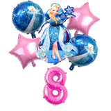 Ballon Frozen 8 ans