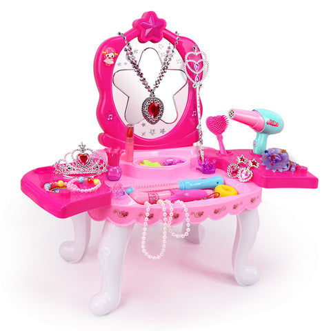 Table Make Up Barbie