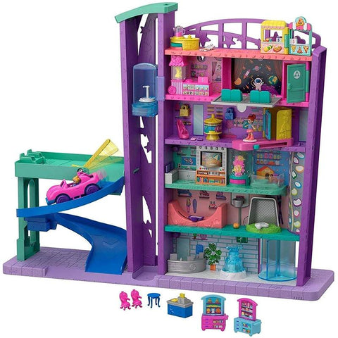 Polly Pocket Centre Commerciale