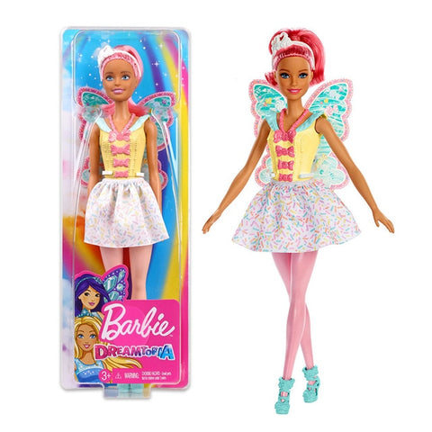 Barbie Fée