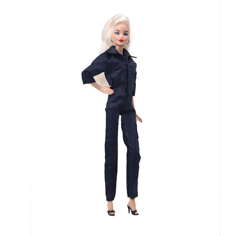 Tenue Barbie Fashion Blonde