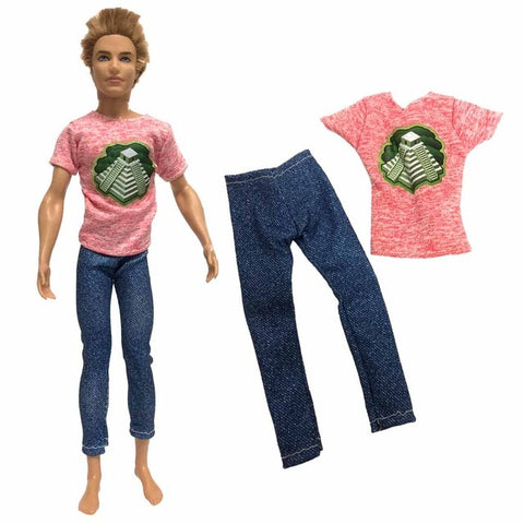 Tenue Barbie Ken Fashionistas