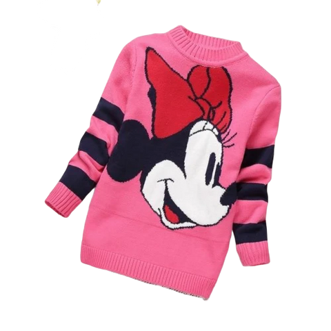 Pull Barbie Minnie