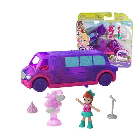Polly Pocket Van