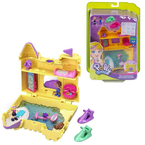 Polly Pocket Château