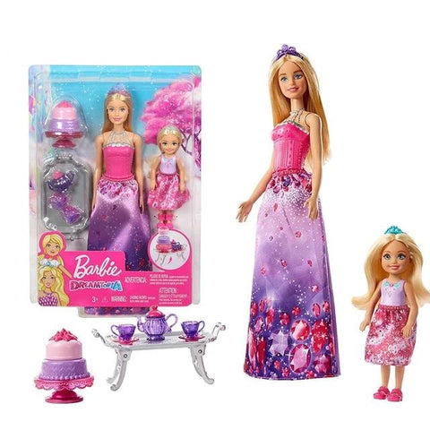 Barbie Dreamtopia avec Chealsea