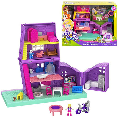 Polly Pocket Maison Vintage