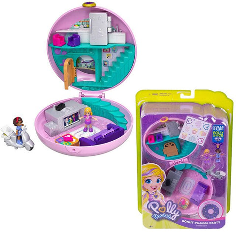 Polly Pocket Super Coffret