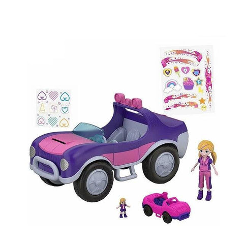 Polly Pocket Voiture 4x4
