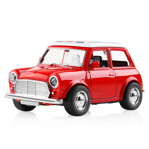 Voiture Barbie Mini-Cooper