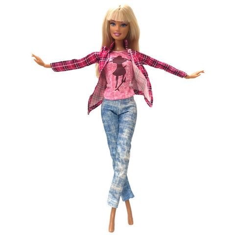 Tenue Barbie Fashion