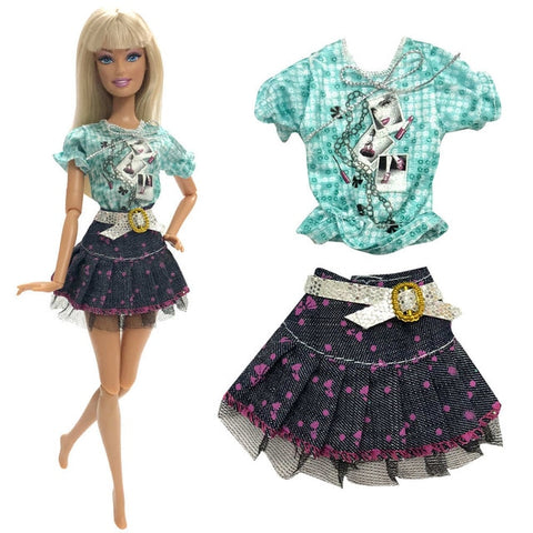 Tenue Barbie Chic