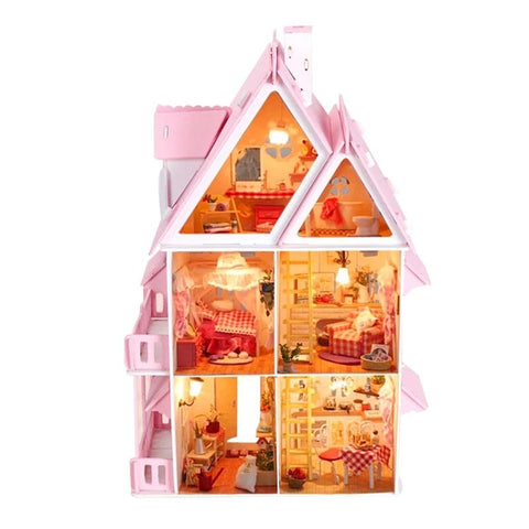 Maison Barbie Transportable