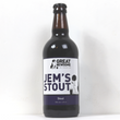 Jem's Stout - Great Newsome Brewery