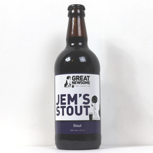 Load image into Gallery viewer, Jem's Stout - Great Newsome Brewery - 12 Pack