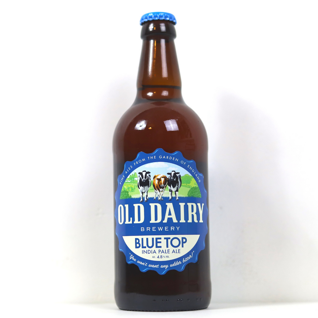Blue Top - Old Dairy Brewery - 12 Pack