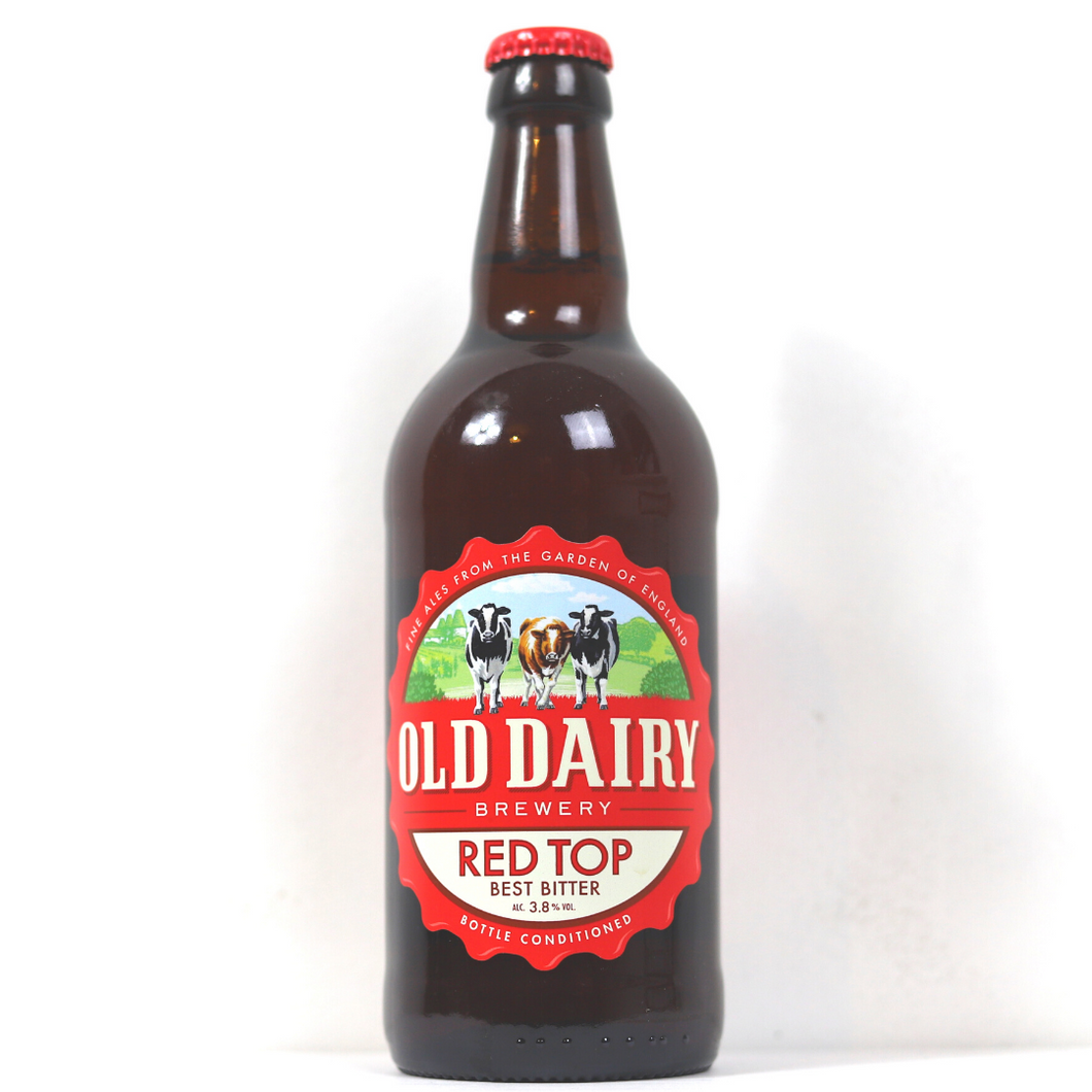 Red Top - Old Dairy Brewery - 12 Pack