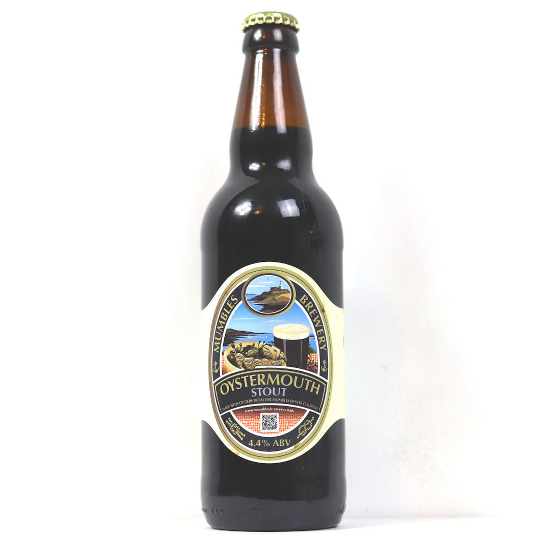 Oystermouth Stout - Mumbles Brewery - 12 Pack
