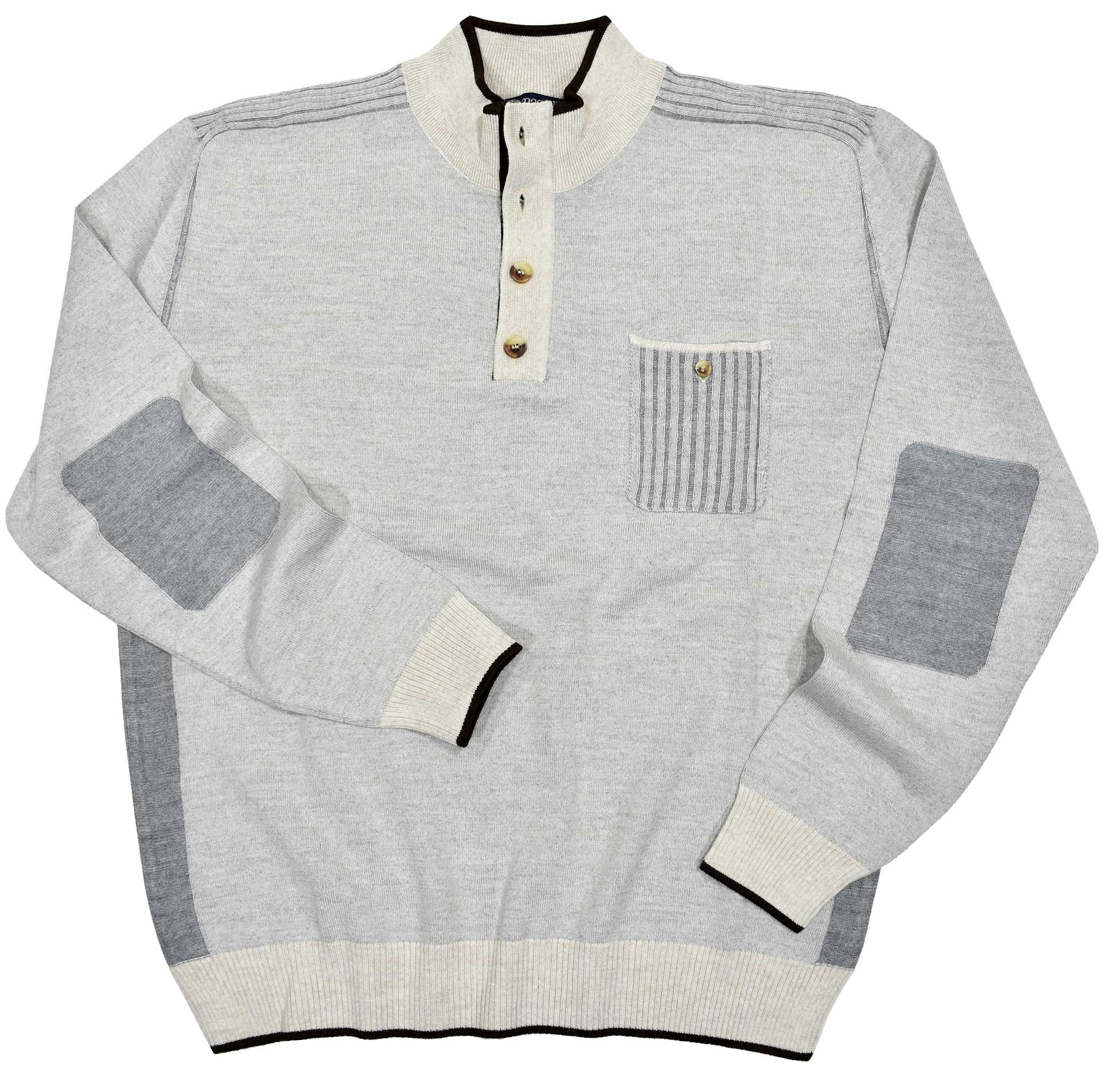 703 Exclusive Sport Knit Mock - Marcello Sport