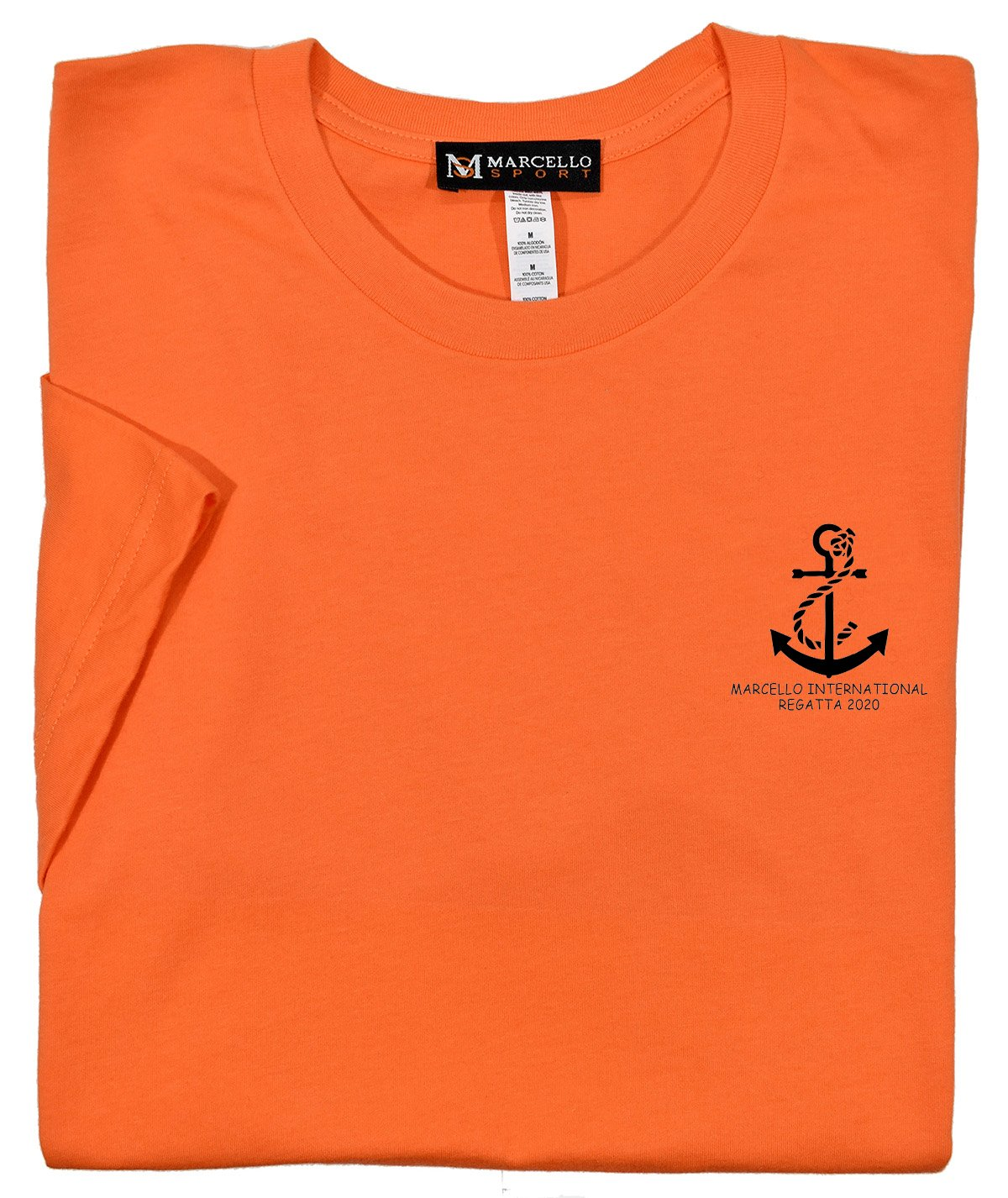 T006 Marcello Regatta Tee - Marcello Sport