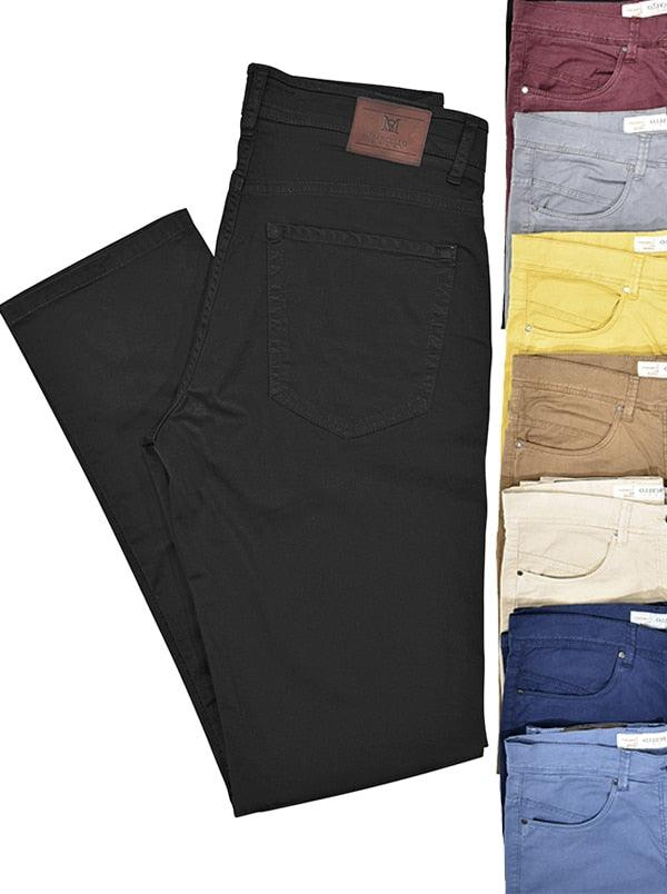 LP60 Marcello Stretch Cotton Pant