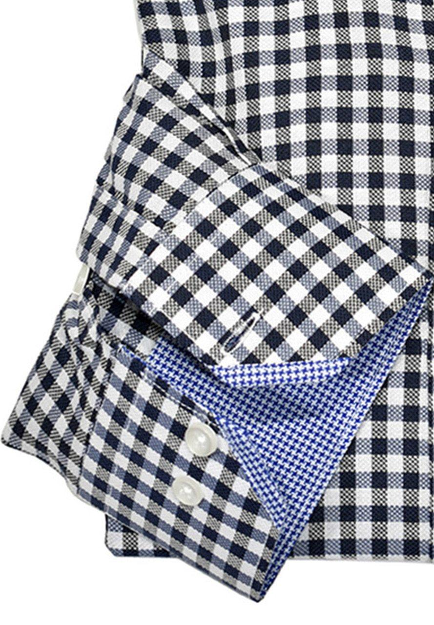 WS01 Marcello Sport Classic Checked Men's Shirt - Marcello Sport