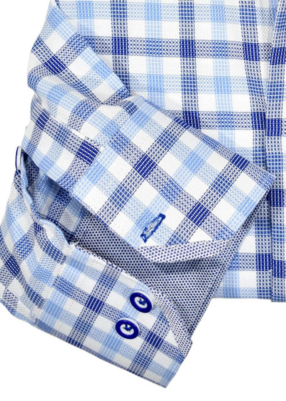 W970 Hartford Plaid Mens Shirt