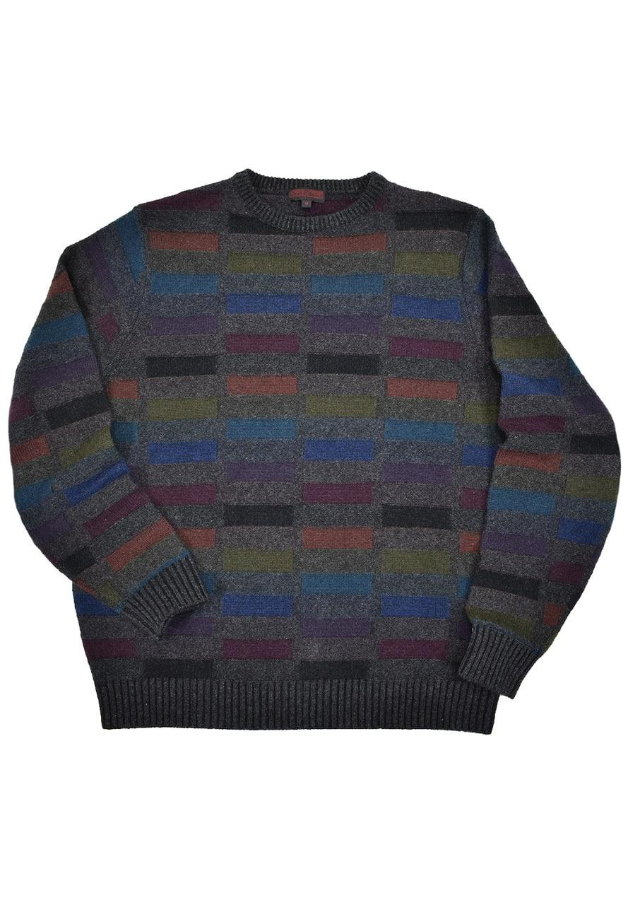 ZLR1812 Romano Cashmere Color Block