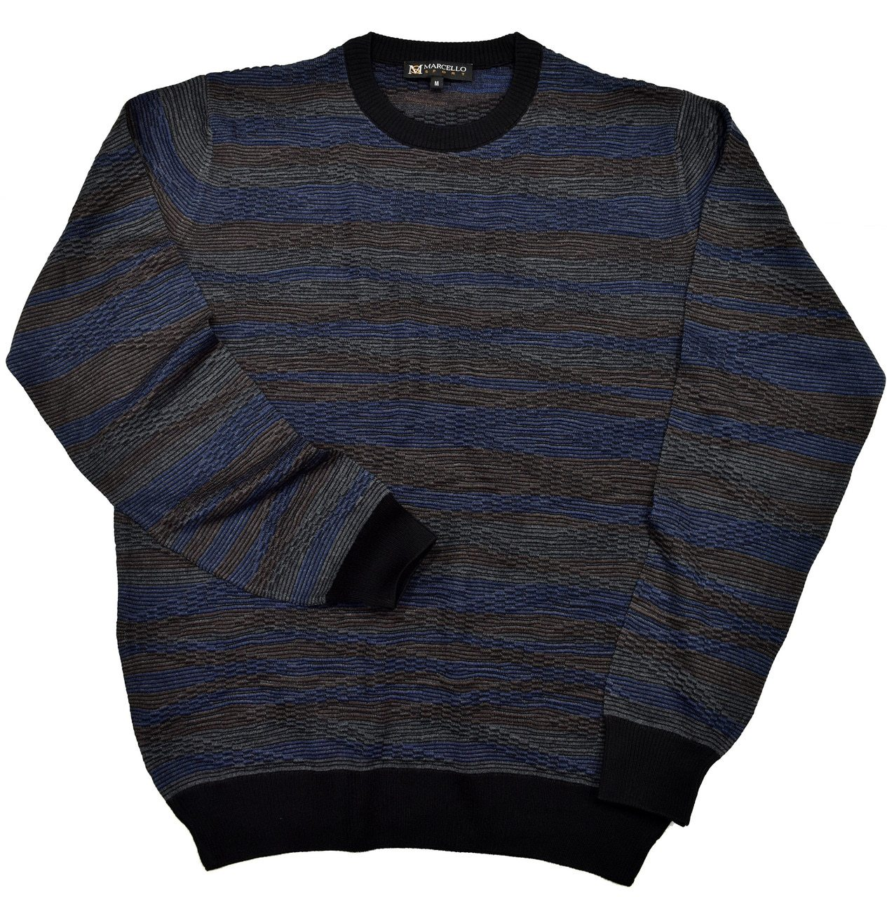 600 Bodrum Wave Sweater - Marcello Sport