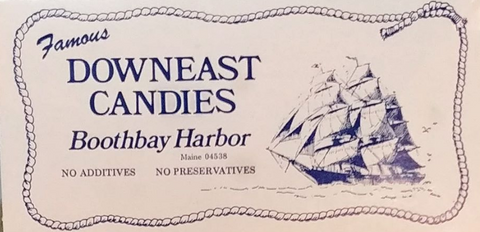 Downeast Candies Logo